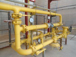 Mantenimiento de ERM de gas natural. Carthago Servicios Técnicos.