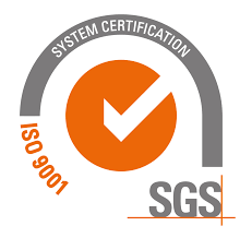 Certificación de SGS. Carthago Servicios Técnicos.