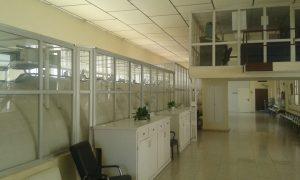 Cámara hiperbárica del Santo y Real Hospital de Caridad de Cartagena.